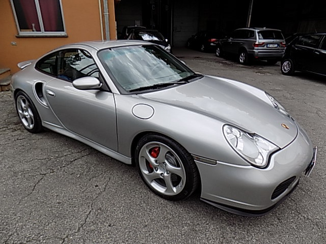PORSCHE 996 911 Turbo cat Coupé MANUALE * 67.000 KM REALI * Immagine 2