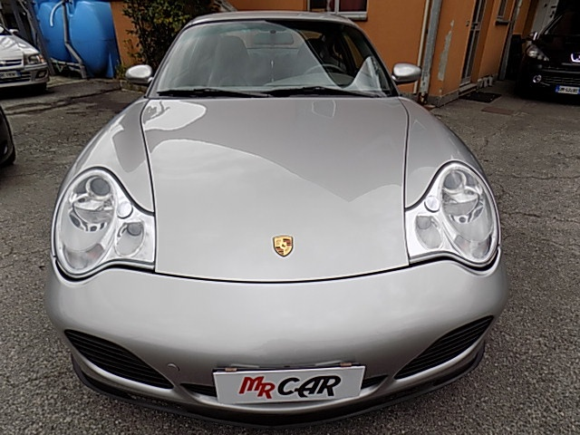 PORSCHE 996 911 Turbo cat Coupé MANUALE * 67.000 KM REALI * Immagine 1