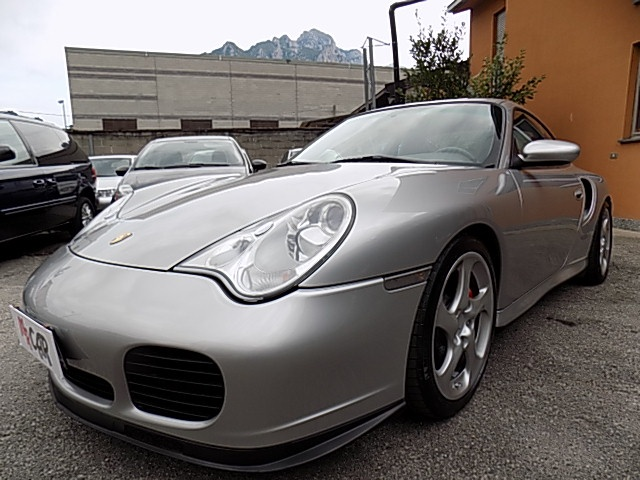 PORSCHE 996 911 Turbo cat Coupé MANUALE * 67.000 KM REALI * Immagine 0