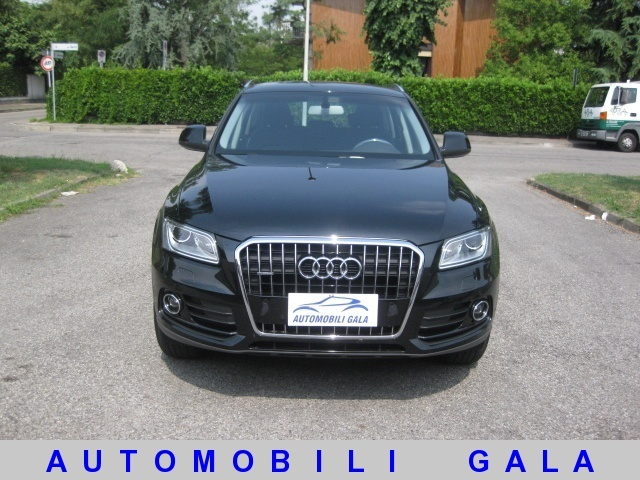 AUDI Q5 2.0 TDI 190cv quattro Advanced Plus S tronic NAVI Immagine 1