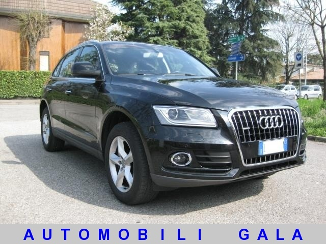 AUDI Q5 2.0 TDI 190cv quattro Advanced Plus S tronic NAVI Immagine 2
