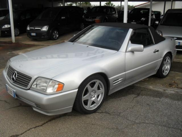 MERCEDES-BENZ SL 320 cat AUTOMATICO Immagine 0