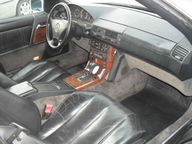 MERCEDES-BENZ SL 320 cat AUTOMATICO Immagine 2