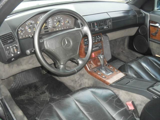 MERCEDES-BENZ SL 320 cat AUTOMATICO Immagine 3