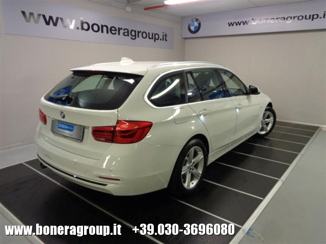 BMW 316 d Touring Sport  autom Immagine 3