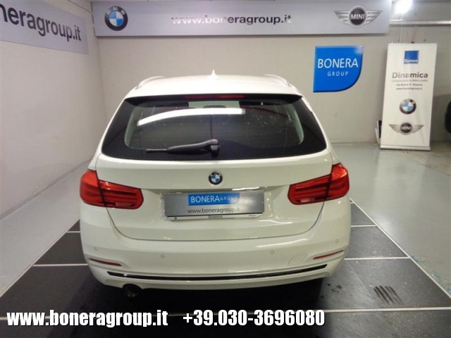 BMW 316 d Touring Sport  autom Immagine 4