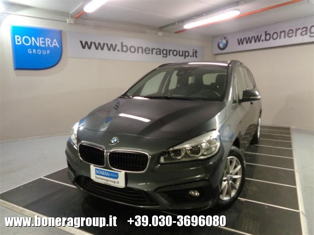 BMW 216 d Gran Tourer Advantage 7 posti  Autom Immagine 0