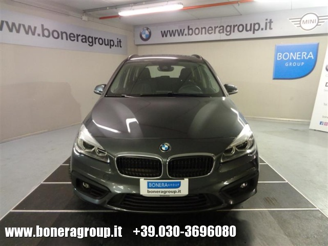 BMW 216 d Gran Tourer Advantage 7 posti  Autom Immagine 1