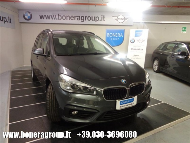 BMW 216 d Gran Tourer Advantage 7 posti  Autom Immagine 2