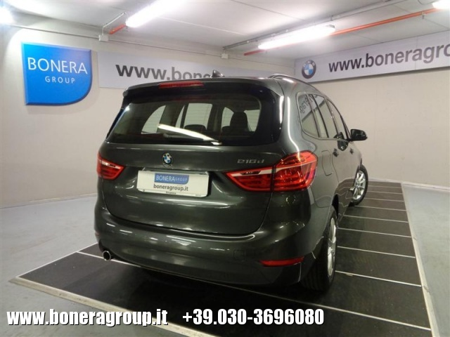 BMW 216 d Gran Tourer Advantage 7 posti  Autom Immagine 3