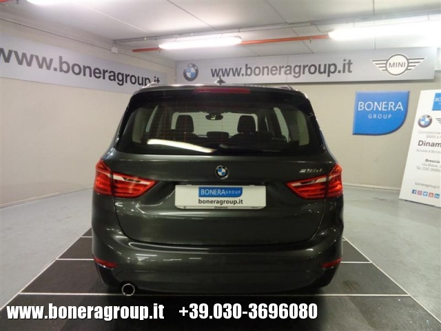 BMW 216 d Gran Tourer Advantage 7 posti  Autom Immagine 4