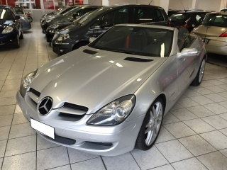 MERCEDES-BENZ SLK 200 Kompressor Cat Sport Usata