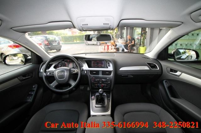 AUDI A4 Avant 2.0 TDI 143CV quattro EURO 5+FAP OTTIME COND Immagine 2