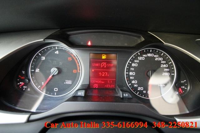 AUDI A4 Avant 2.0 TDI 143CV quattro EURO 5+FAP OTTIME COND Immagine 3