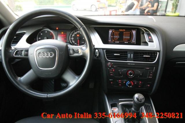 AUDI A4 Avant 2.0 TDI 143CV quattro EURO 5+FAP OTTIME COND Immagine 4