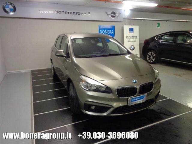 BMW 218 d Active Tourer Advantage Automatic Immagine 2