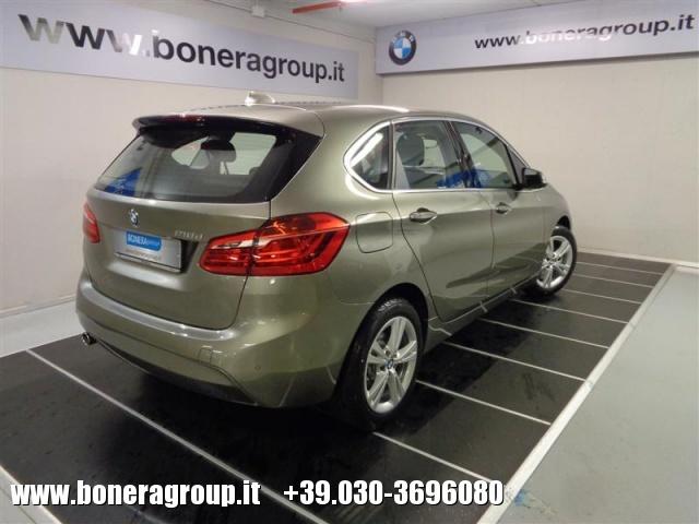 BMW 218 d Active Tourer Advantage Automatic Immagine 3