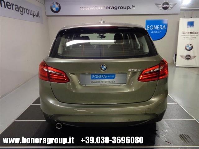 BMW 218 d Active Tourer Advantage Automatic Immagine 4