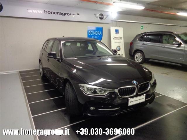 BMW 318 d Touring Sport - DOPPIO TRENO GOMME Immagine 3