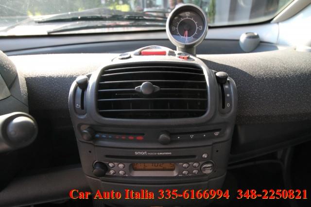 SMART ForTwo 800 coupé PASSION cdi - DIESEL - PER NEOPATENTATI Immagine 4