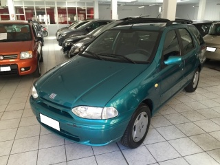FIAT Palio 1.2i Cat Weekend + CLIMA Usata