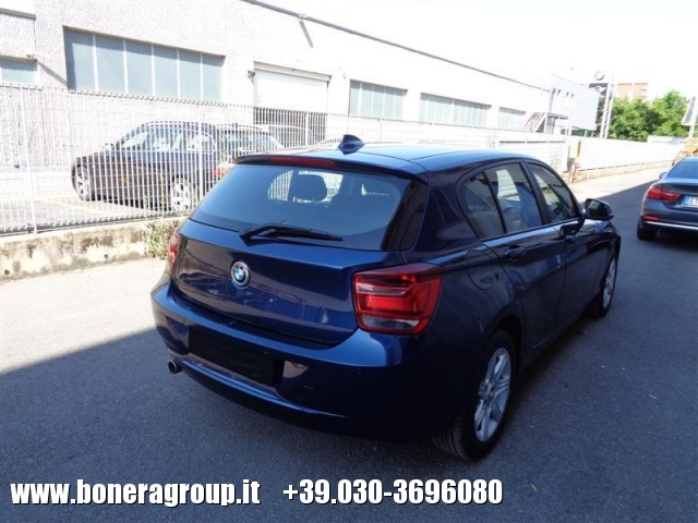 BMW 114 d 5p. Unique IDEALE PER NEOPATENTATI Immagine 1