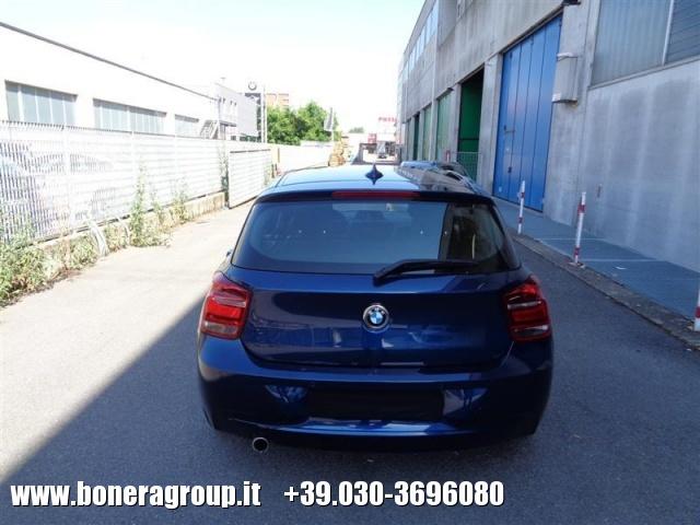 BMW 114 d 5p. Unique IDEALE PER NEOPATENTATI Immagine 2