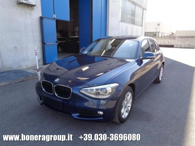 BMW 114 d 5p. Unique IDEALE PER NEOPATENTATI Immagine 4
