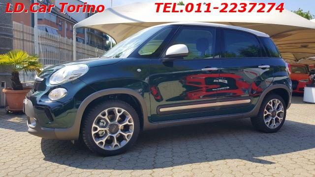 FIAT 500L 1.6 MJTD 120 CV Trekking *NAVIGATORE* Immagine 4
