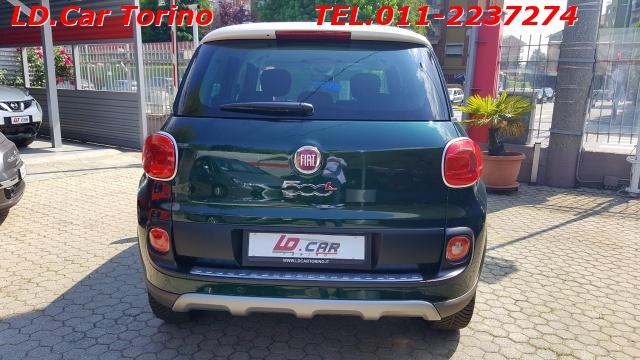 FIAT 500L 1.6 MJTD 120 CV Trekking *NAVIGATORE* Immagine 3