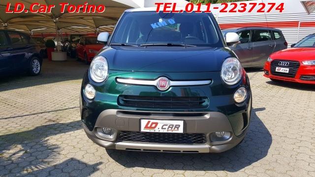 FIAT 500L 1.6 MJTD 120 CV Trekking *NAVIGATORE* Immagine 1