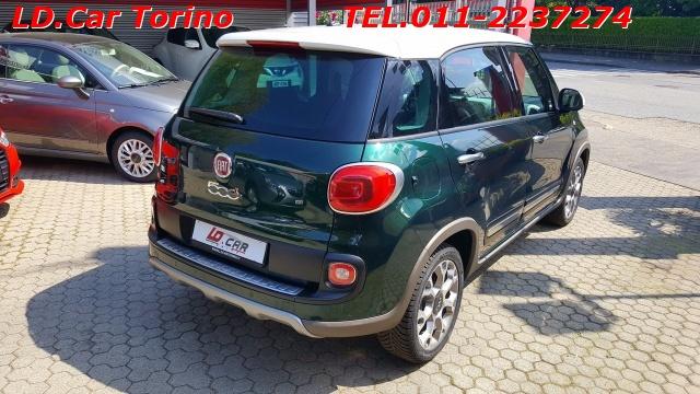 FIAT 500L 1.6 MJTD 120 CV Trekking *NAVIGATORE* Immagine 2