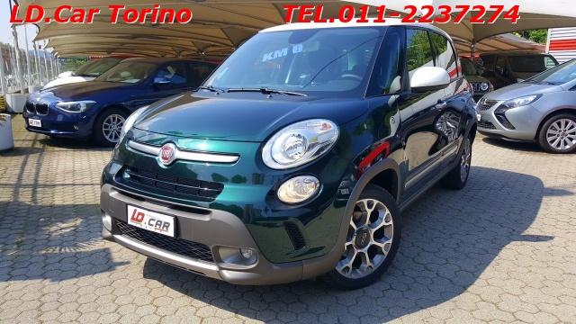 FIAT 500L 1.6 MJTD 120 CV Trekking *NAVIGATORE* Immagine 0