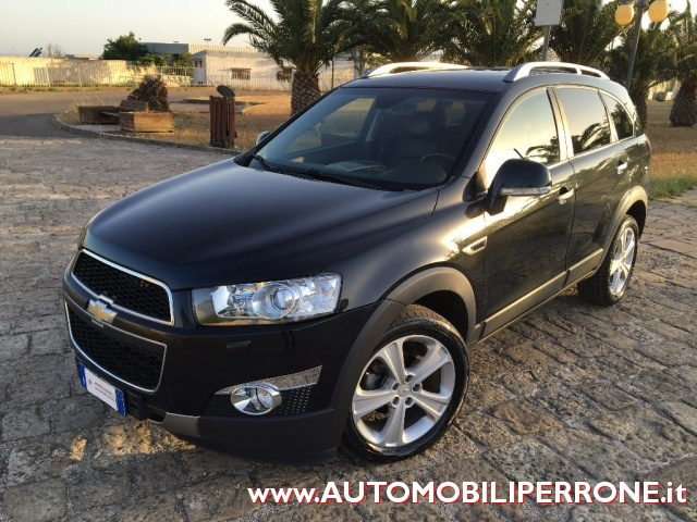 CHEVROLET Captiva Nero metallizzato