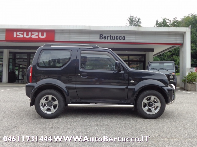 SUZUKI Jimny 1.3 4WD Evolution Plus Immagine 3