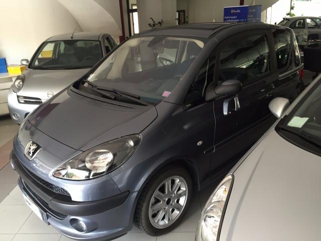 PEUGEOT 1007 1.6 Sporty AUTOMATICA TETTO APRIBILE Immagine 1