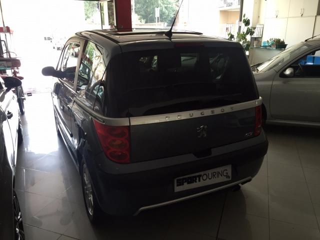 PEUGEOT 1007 1.6 Sporty AUTOMATICA TETTO APRIBILE Immagine 2