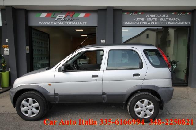 DAIHATSU Terios 1.3i 16V 4WD UNICO PROPRIETARIO OTTIME CONDIZIONI Immagine 1