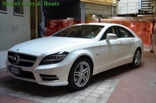 Mercedes classe cls usato cls 250 cdi blueefficiency