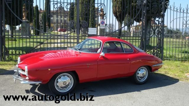 ALFA ROMEO Giulietta 1300 ss    (valuto permute) Immagine 0