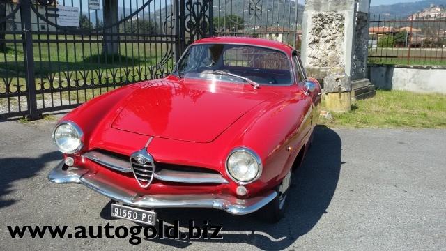 ALFA ROMEO Giulietta 1300 ss    (valuto permute) Immagine 4