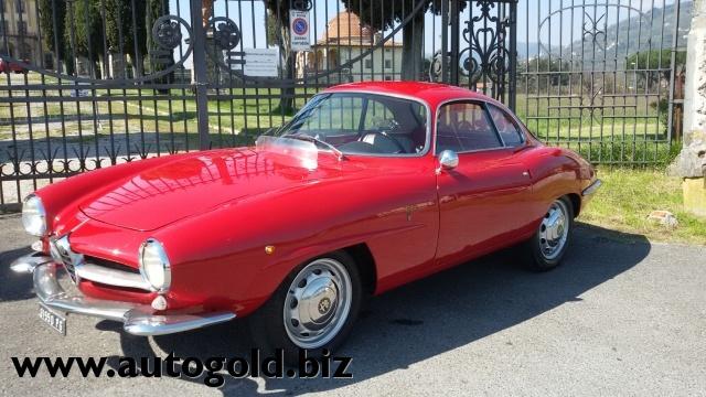 ALFA ROMEO Giulietta 1300 ss    (valuto permute) Immagine 3