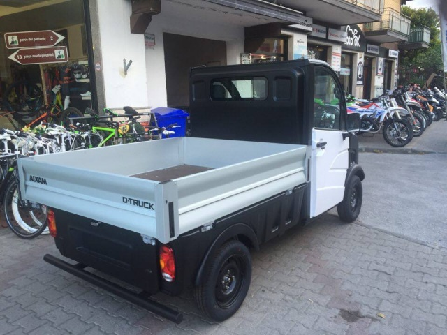 OTHERS-ANDERE OTHERS-ANDERE AIXAM D-TRUCK Immagine 3