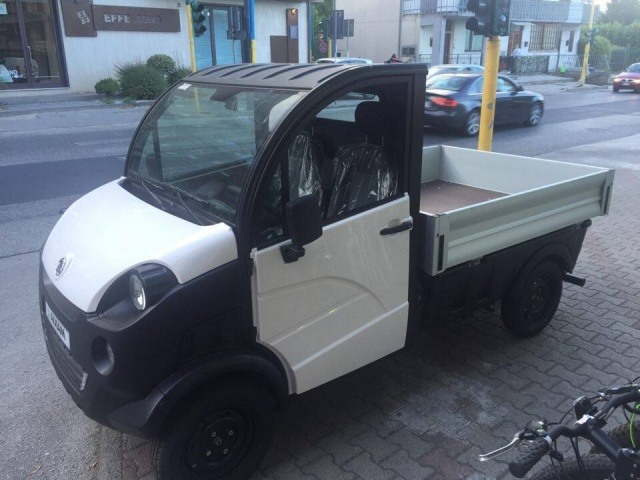 OTHERS-ANDERE OTHERS-ANDERE AIXAM D-TRUCK Immagine 4