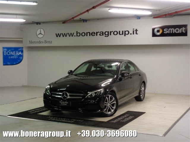 MERCEDES-BENZ C 220 d Automatic Sport Immagine 0