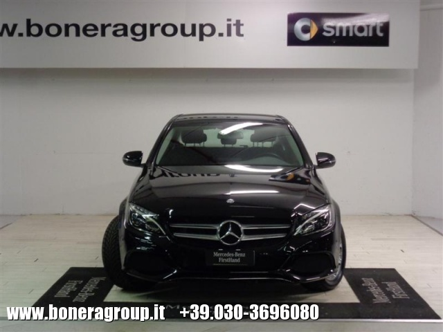 MERCEDES-BENZ C 220 d Automatic Sport Immagine 2