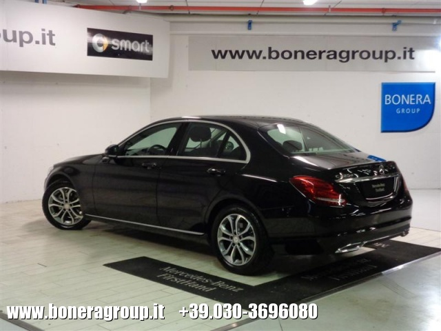 MERCEDES-BENZ C 220 d Automatic Sport Immagine 4