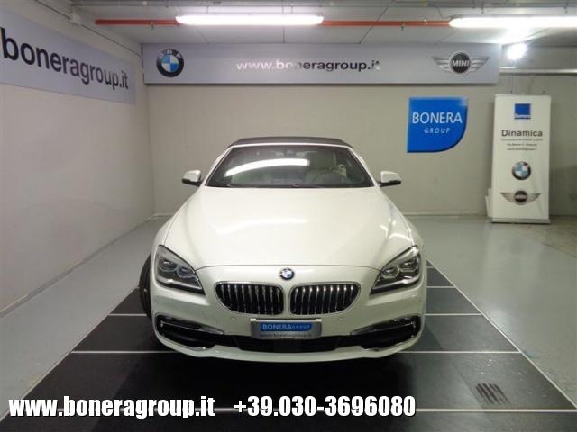 BMW 640 d xDrive Cabrio Luxury Immagine 1