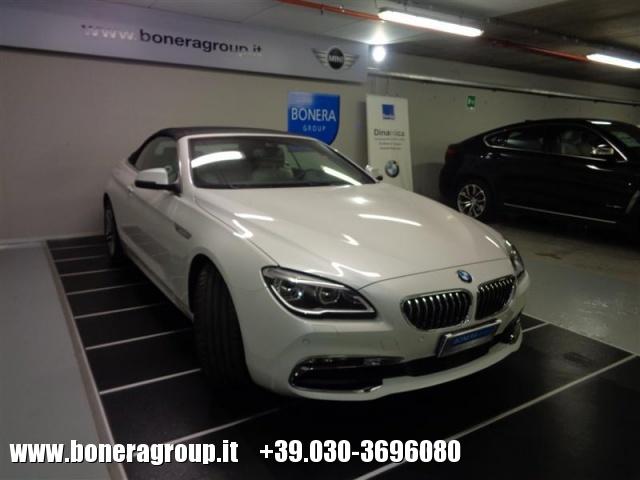 BMW 640 d xDrive Cabrio Luxury Immagine 2