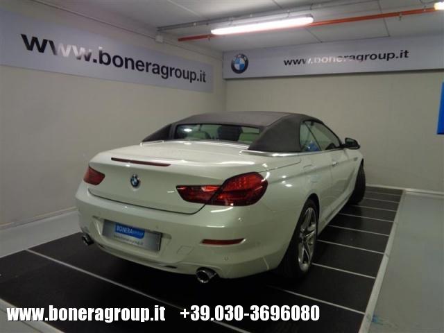 BMW 640 d xDrive Cabrio Luxury Immagine 3